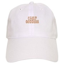 Camp Goddess Baseball Cap