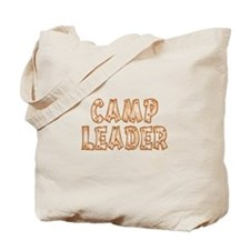 Camp Leader Tote Bag