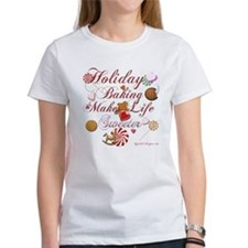 Holiday Baking Tee