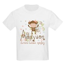 Addyson Monkey T-Shirt