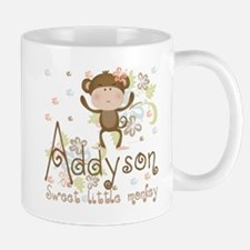 Addyson Sweet little Monkey Mug