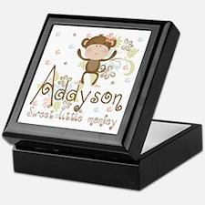 Addyson Sweet little Monkey Keepsake Box