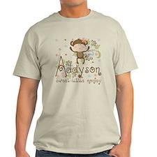 Addyson Sweet little Monkey T-Shirt