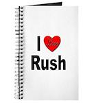 I Love Rush Journal