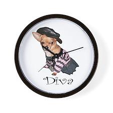 Cute Tinkerbell Wall Clock
