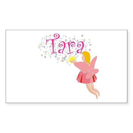Tara Rectangle Sticker