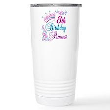 8th Birthday Travel Mug