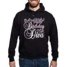 Birthday Diva Hoodie