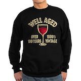 100th birthday Sweatshirt (dark)