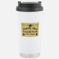 Over 80 Years Stainless Steel Travel Mug