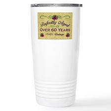 Over 60 Years Travel Mug