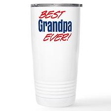 Best Grandpa Ever! Travel Coffee Mug
