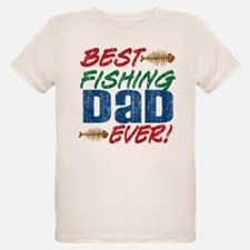 Best Fishing Dad Ever! T-Shirt
