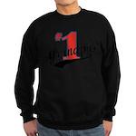 #1 Grandpa Sweatshirt (dark)