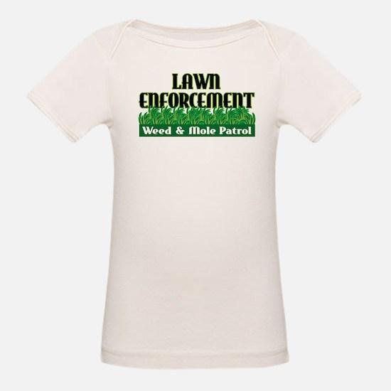 Lawn Enforcement Tee