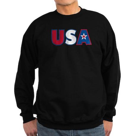 USA 4th of July Sweatshirt (dark)
