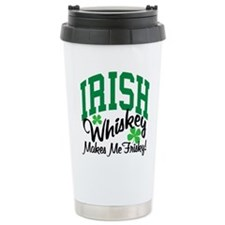 Irish Whiskey Travel Mug