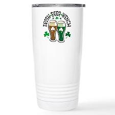 Irish Beer Wench Travel Mug