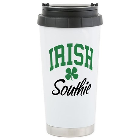 Irish Southie Stainless Steel Travel Mug