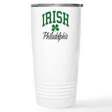 Philadelphia Irish Travel Mug