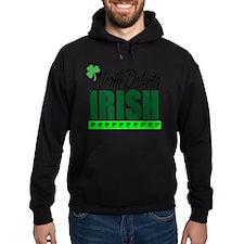 North Dakota Irish Hoodie