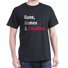 Guns, Games, Zombies