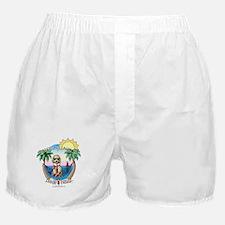 DoodleHeadz Logo Boxer Shorts