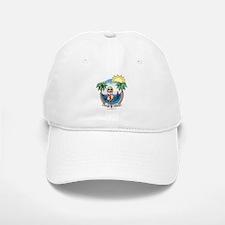 DoodleHeadz Logo Baseball Baseball Cap