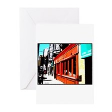Bistrot Zinc Greeting Cards (Pk of 10)