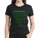 Alien Moods Women's Dark T-Shirt