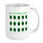 Alien Moods Large Mug