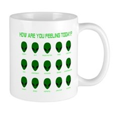 Alien Moods Mug