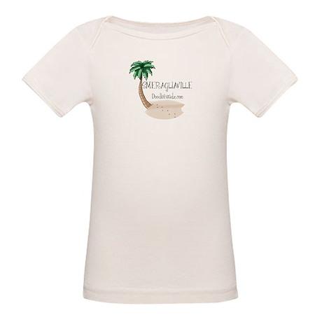 DoodleHeadz Logo Organic Baby T-Shirt