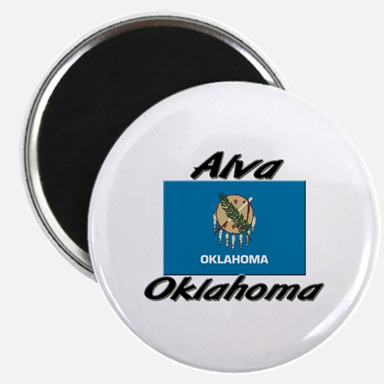 Alva Oklahoma Magnet