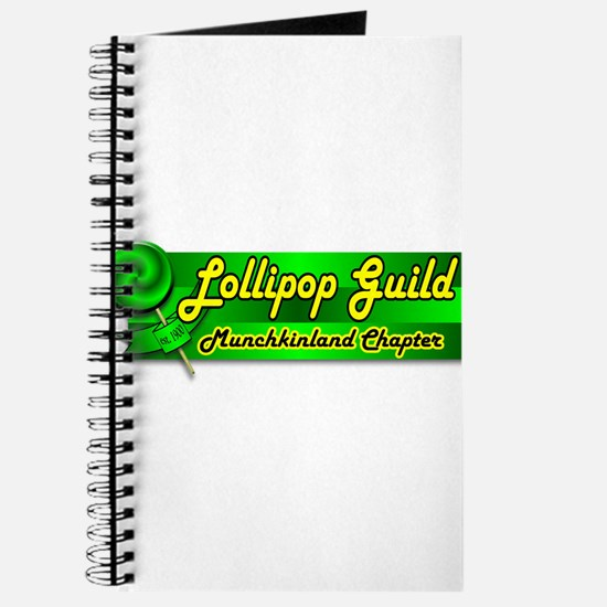 Lollipop Guild Journal