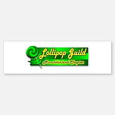 Lollipop Guild Bumper Bumper Bumper Sticker