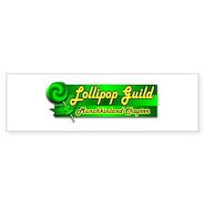 Lollipop Guild Bumper Bumper Sticker