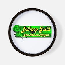 Lollipop Guild Wall Clock