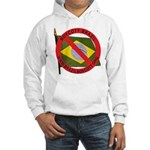 Boycott Brazil Hooded Sweatshirt