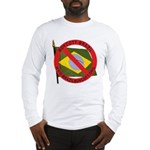 Boycott Brazil Long Sleeve T-Shirt