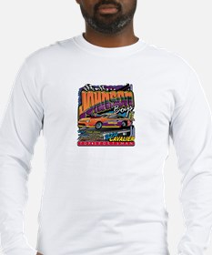 Cute Dragrace Long Sleeve T-Shirt