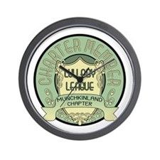 Lullaby League Wall Clock