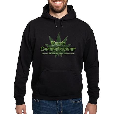 KUSH CONNOISSEUR Hoodie (dark)