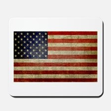 Antique Flag Mousepad