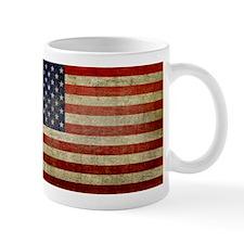 Antique Flag Mug