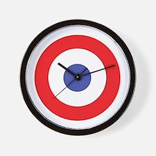 Target Mods Pop Art Wall Clock