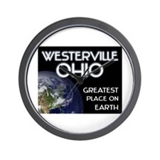 westerville ohio - greatest place on earth Wall Cl
