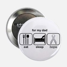 """Dad ESHope Lung 2.25"""" Button"""