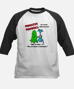 Monster mommies just a tentacle Kids Baseball Jers