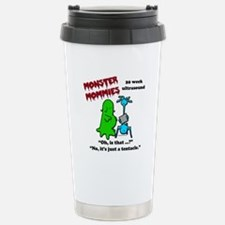Monster mommies just a tentacle Travel Mug